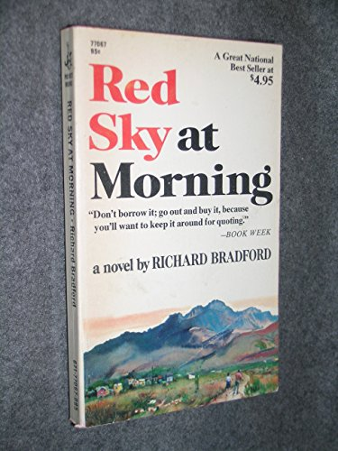 an evaluation of the first person narration in richard bradfords red sky at morning Person sign in about contact blog projects help donate jobs volunteer people full text of american journalism see other formats.