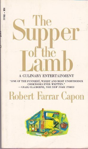 9780671771638: The Supper of the Lamb : A Culinary Entertainment