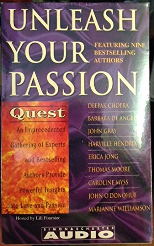 9780671771829: The Quest Love Trilogy: Unleash Your Passion