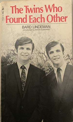 The twins who found each other: Bard Lindeman