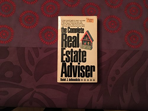 9780671772277: The Complete Real Estate Adviser