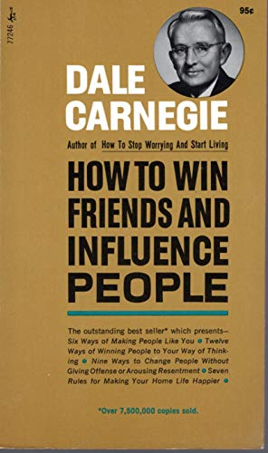 9780671772468: How To Win Friends and Influence People