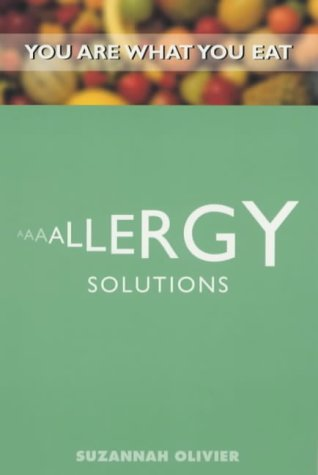 9780671773137: Allergy Solutions (You are what you eat)