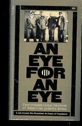 9780671773564: An Eye for an Eye