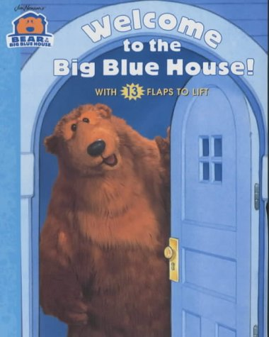 9780671773601: Welcome to the Big Blue House!