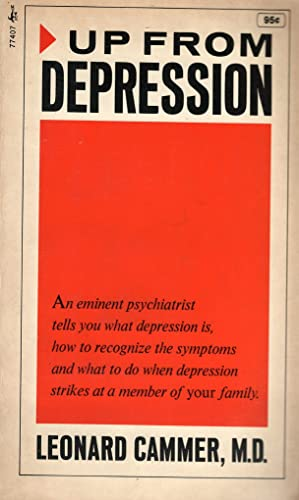 9780671774073: Up from Depression