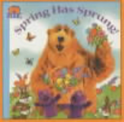9780671774448: Spring Has Sprung! (Bear in the Big Blue House S.)