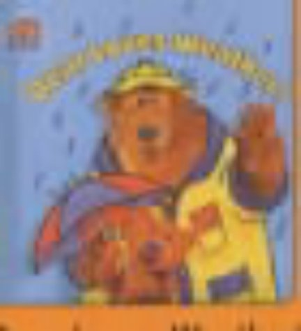 9780671774462: Bear Loves Weather! (Bear in the Big Blue House)