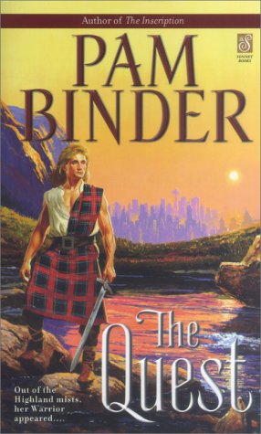 The Quest (Sonnet Books): Binder, Pam