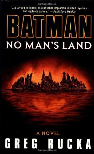 9780671774554: Batman: No Man's Land