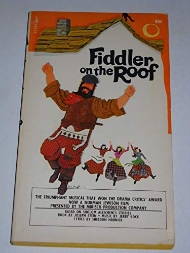 9780671774622: Fiddler on the Roof