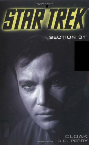 9780671774714: Section 31: Cloak (Star Trek)