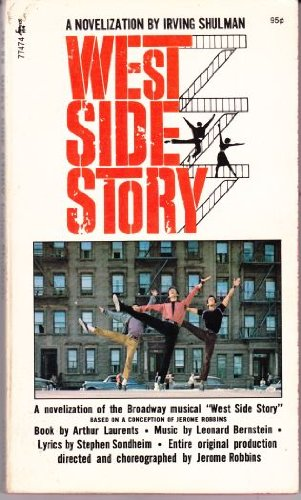 9780671774745: West Side Story
