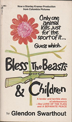 9780671774844: Bless the beasts and children