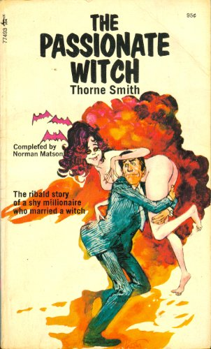 9780671774936: The Passionate Witch