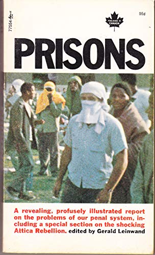 PRISONS PS (Problems of American society) [Jan 01, 1972] Gerald leinwand: Gerald leinwand