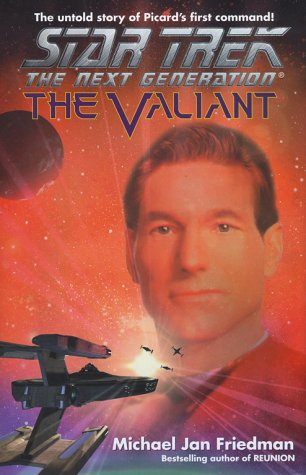 9780671775223: The Valiant (Star Trek The Next Generation/Stargazer)