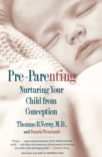 9780671775247: Pre-Parenting: Nurturing Your Child from Conception