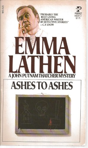 9780671775780: Ashes To Ashes (A John Putnam Thatcher Mystery)