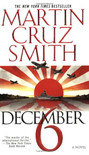 December 6: A Novel: Smith, Martin Cruz