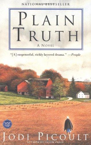 9780671776138: Plain Truth: A Novel