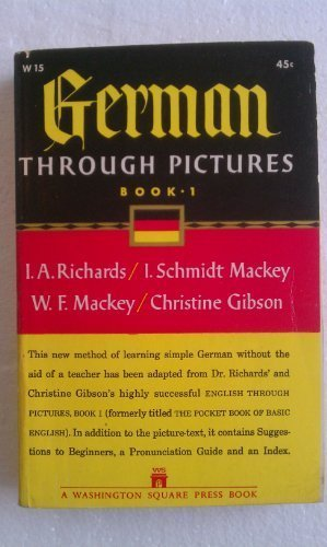 9780671776275: German Through Pictures