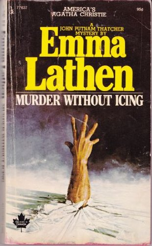 9780671776374: Murder Without Icing