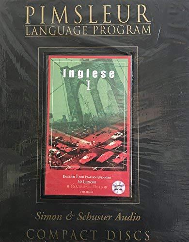9780671776442: Inglesi : English for Italian Speakers