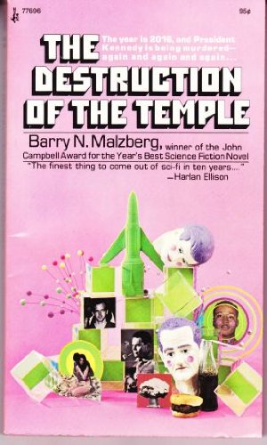 9780671776961: The Destruction of the Temple