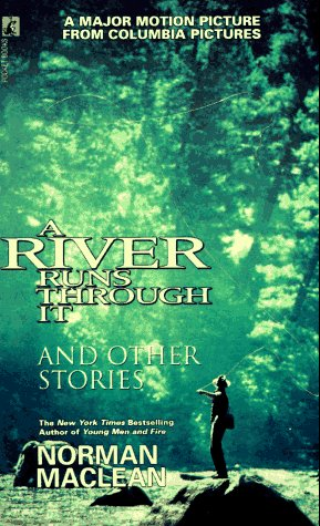 9780671776978: A River Runs Through It and Other Stories