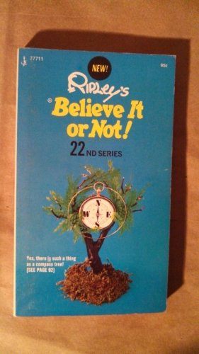Ripley's Believe It or Not: 22nd Series: Ripley