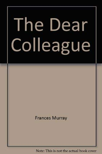 9780671777449: The Dear Colleague