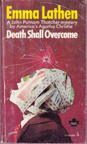Death Shall Overcome (A John Putnam Thatcher Mystery): Emma Lathen