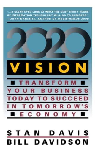 9780671778156: 2020 Vision