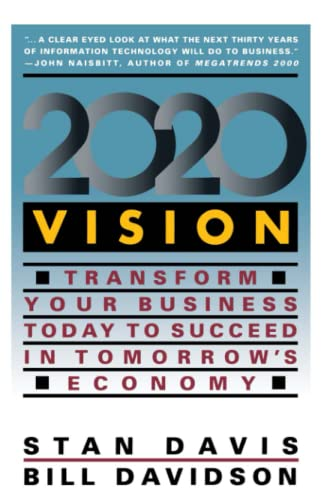 2020 Vision (Signed)