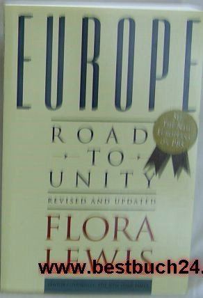 9780671778286: Europe: Road to Unity