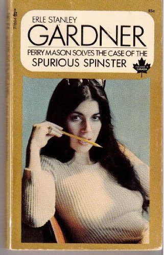 9780671778644: The case of the spurious spinster