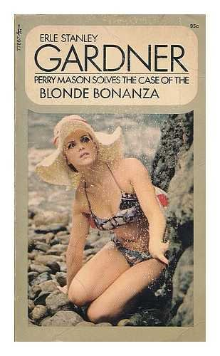 9780671778675: The Case of the Blonde Bonanza