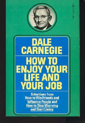 9780671779191: Title: How to Enjoy Your Life and Your Job