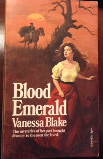 Blood emerald: Blake, Vanessa