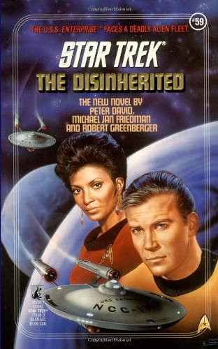 The Disinherited (Star Trek, Book 59)