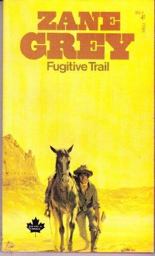9780671779849: Fugitive Trail