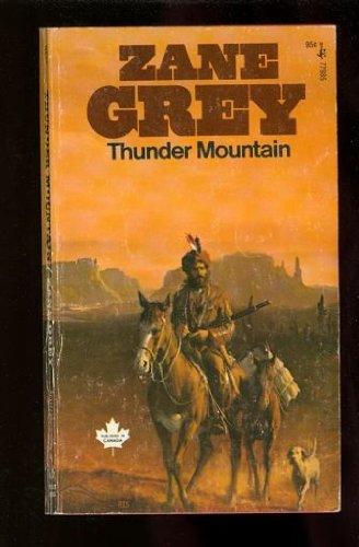9780671779856: Thunder Mountain