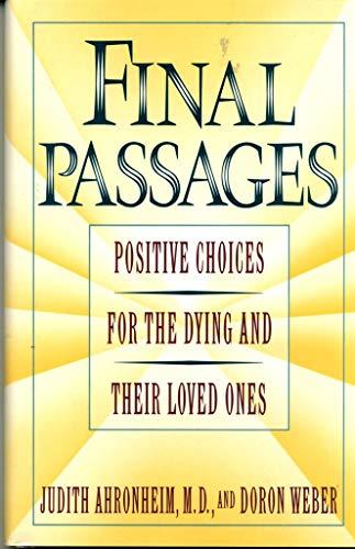 9780671780258: Final Passages