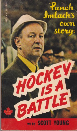 Hockey Is Battle: Scott young