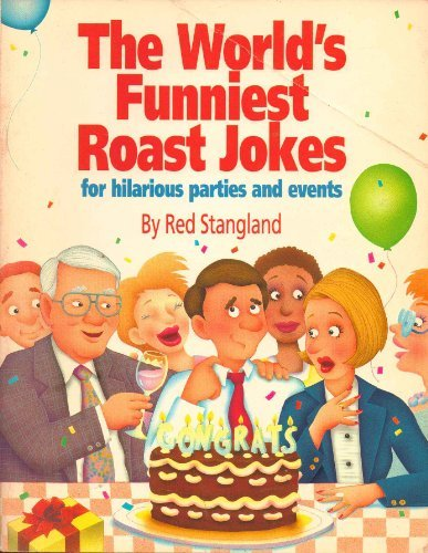 The WORLD'S FUNNIEST ROAST JOKES: Stangland, Red