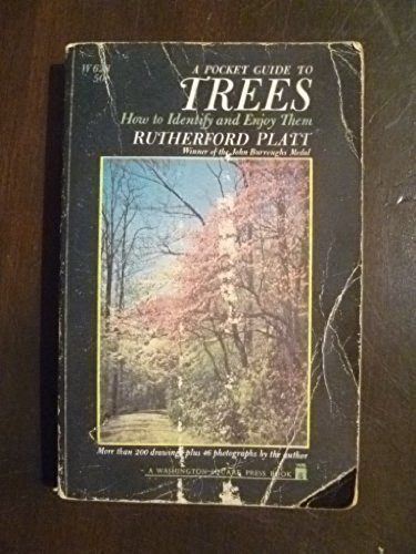 Pocket Guide To Trees (9780671781118) by Rutherford platt