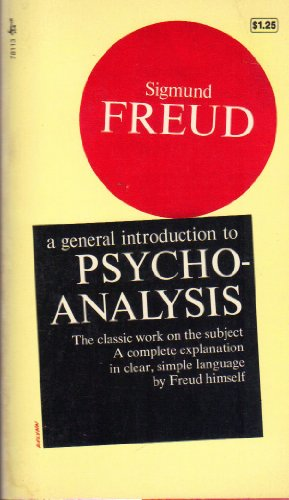A General Introduction to Psychoanalysis: Freud, Sigmund