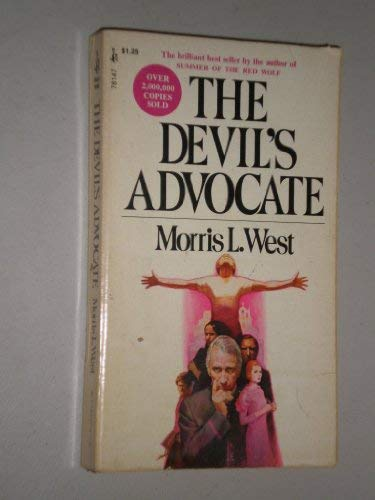9780671781477: The Devil's Advocate