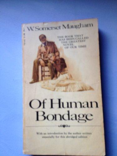 9780671781491: OF HUMAN BONDAGE